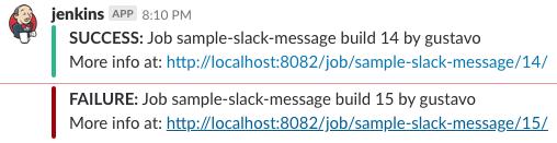 Jenkins and Slack Integration - ConDevOps